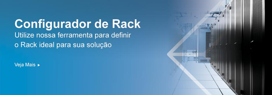 Configure seu Rack
