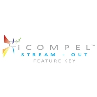 iCOMPEL® Stream Out License – Digital TV Re-Broadcast Server, UDP Multicast to LAN