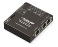 Switch PoE (Power over Ethernet) de 4 Portas