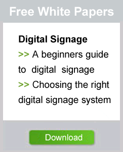 Free White Paper Digital Signage