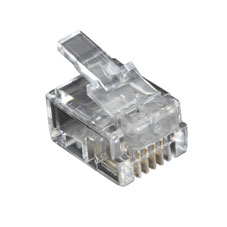RJ-11 4-Wire connector image